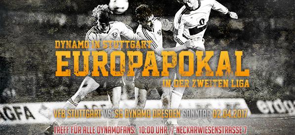 Infos für unser Spiel in Stuttgart